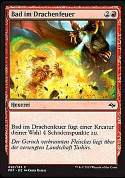 Bad im Drachenfeuer (Bathe in Dragonfire)